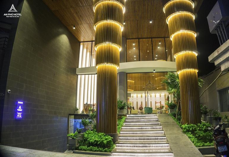 An Phu Hotel, Phú Quốc, Hoteleingang