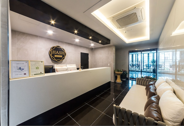 Suwon Hash Hotel, Suwon, Ingang binnen