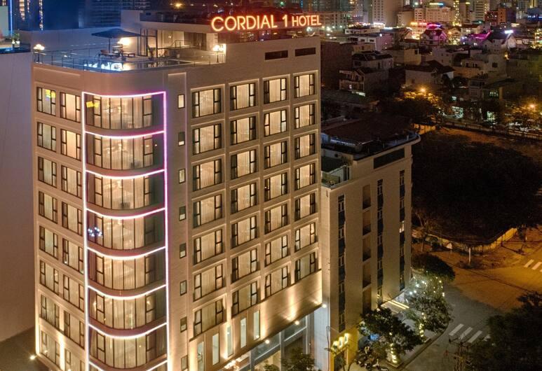 科蒂亞酒店, 峴港, 住宿正面
