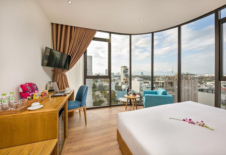 科蒂亞飯店, 峴港, 公寓, 2 間臥室, 客房景觀