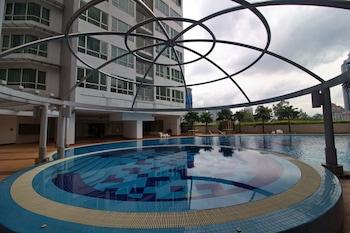 Picture of OYO Home 500 Premium 2BR Crest Condo in Kuala Lumpur