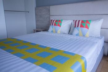 吉隆坡OYO 500 頂級 2 房波峰公寓式客房之家飯店的相片