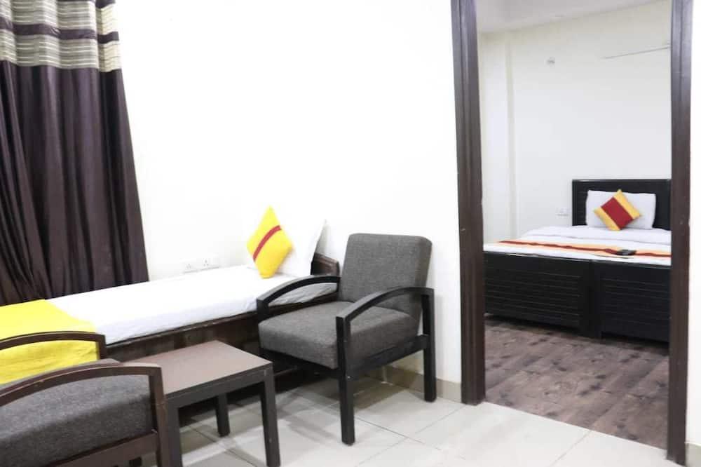 Apartmán, 2 ložnice - Pokoj