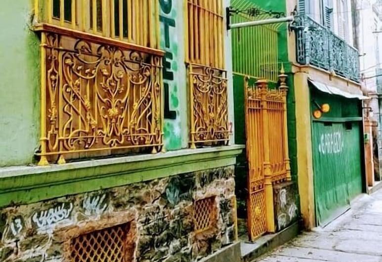 Lapa Casa Hostel, Rio de Janeiro, Reception