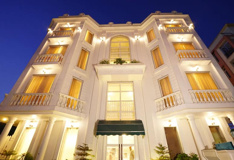 Cygnett Lite Grand, jaipur, Jaipur, Fachada do hotel