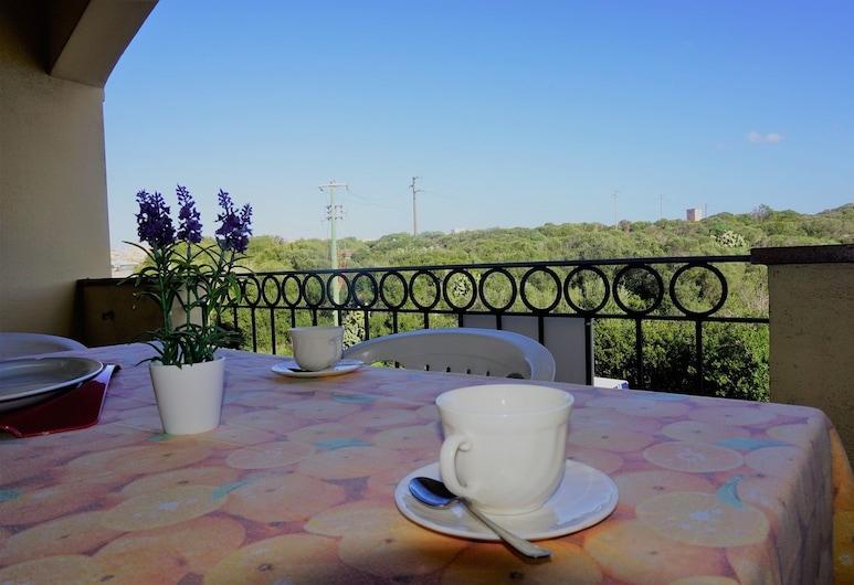 蘭帕拉住宅酒店, 聖特雷莎加盧拉, 公寓, 1 間臥室, 露台