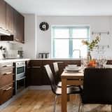 家庭公寓, 2 間臥室, 非吸煙房, 露台 - 客房內用餐