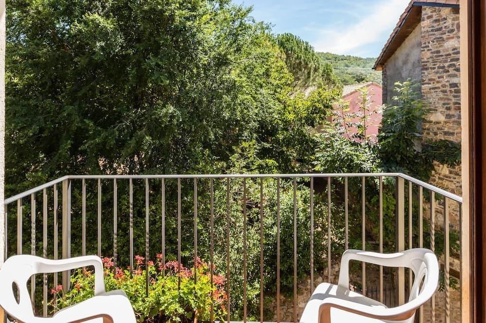 Alloggio su due livelli, 3 camere da letto (Montcortès) - Balcone