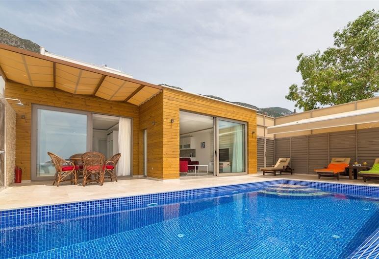 Villa Likapa 4 by Akdenizvillam, Kas