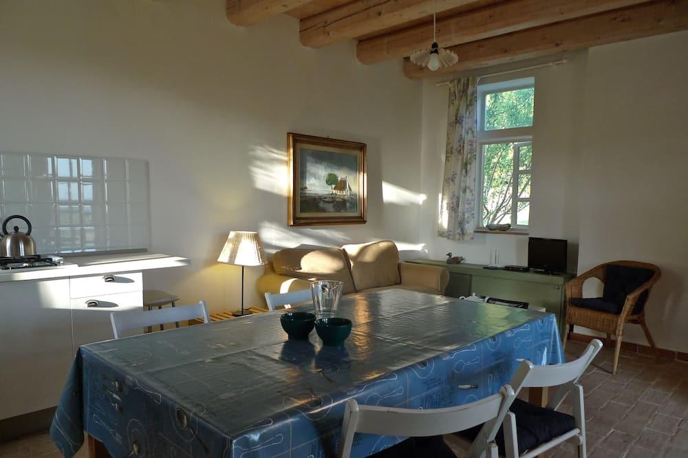 Apartamento, 2 habitaciones (Cottage) - Comida en la habitación