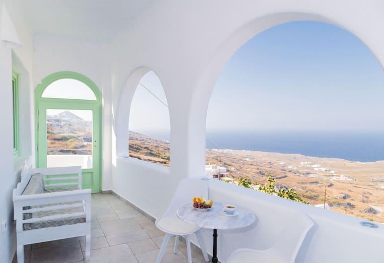 Auntie's Villas, Santorini, Deluxe House, Sea View, Terrace/Patio