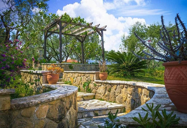 Joya Luxury Villas, Zante, Parco della struttura