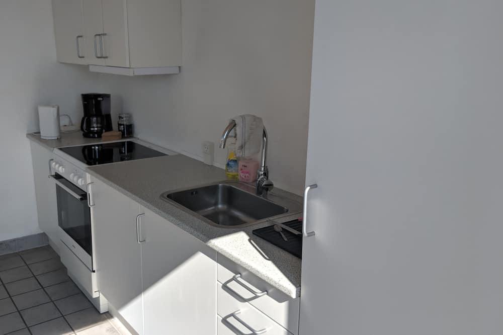Habitación individual básica, baño compartido (excl. towel, linen and quilt) - Cocina compartida