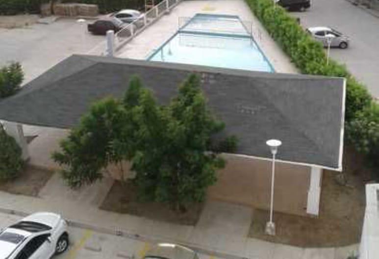 Apartamento Torres de Sol, Santa Marta, Aerial View