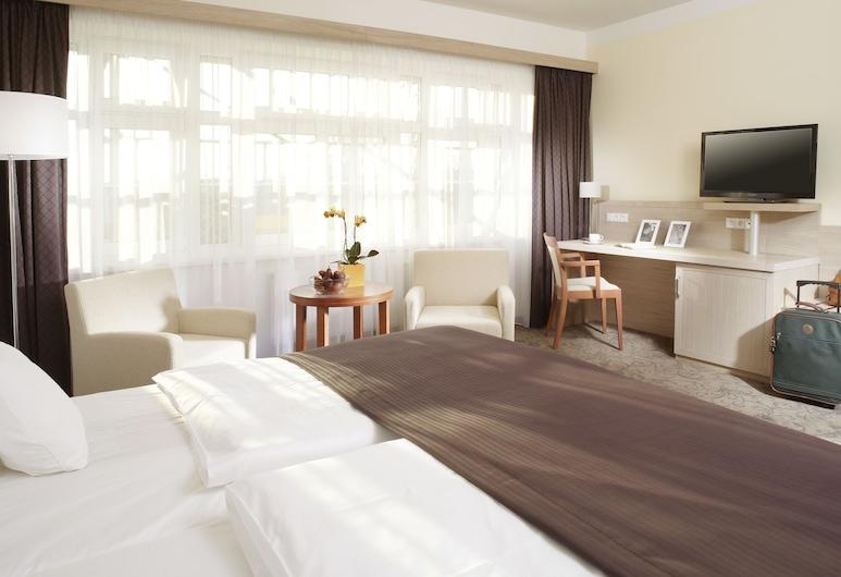 Spa & Kur Hotel HARVEY, Frantiskovy Lazne, Kahden hengen huone, Vierashuone