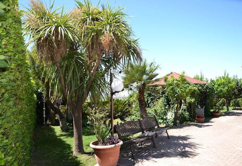 Bed and breakfast Due Fontane, Caltanissetta, Giardino