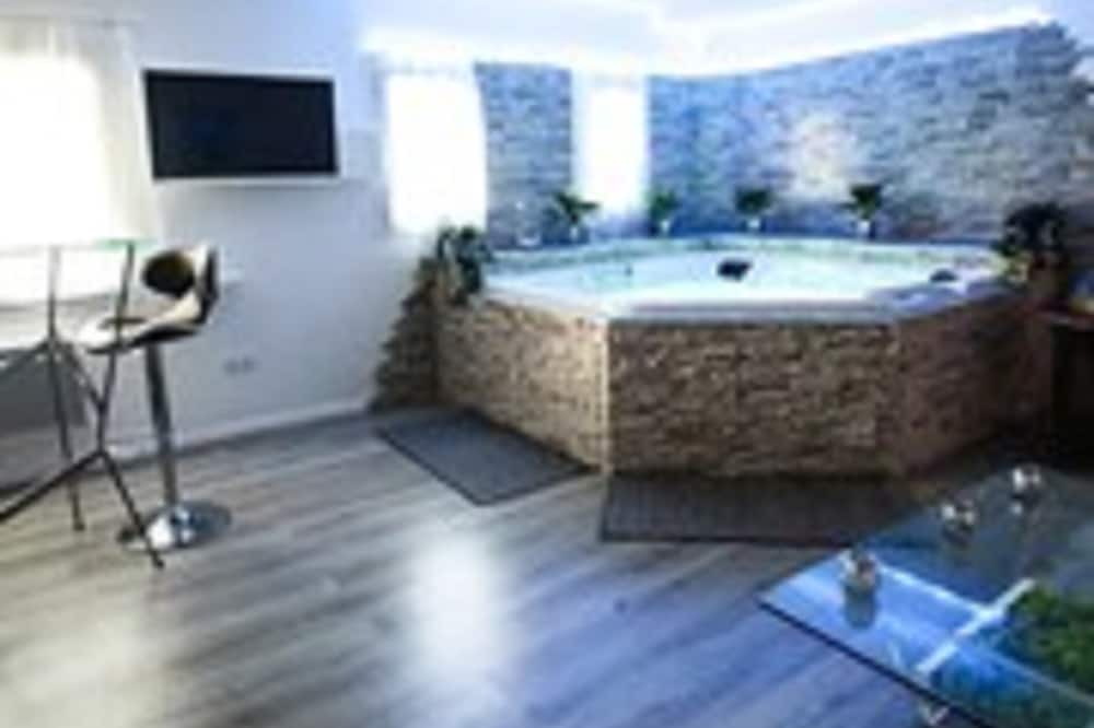 Suite, idromassaggio - Vasca idromassaggio privata