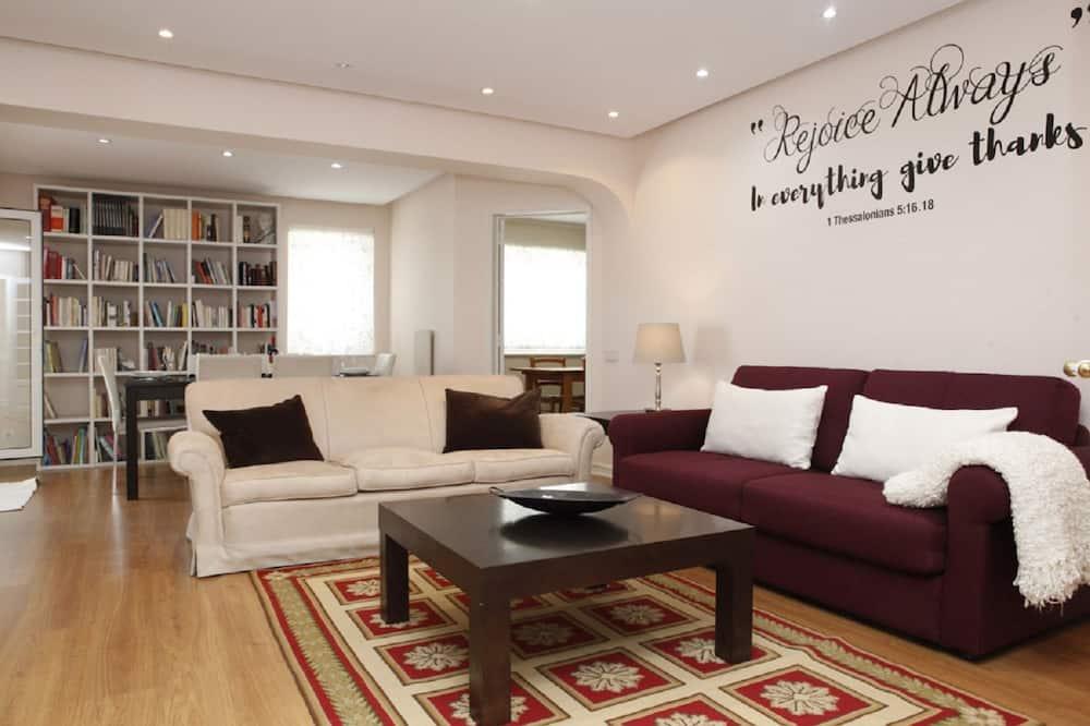 公寓, 3 间卧室 - 起居室