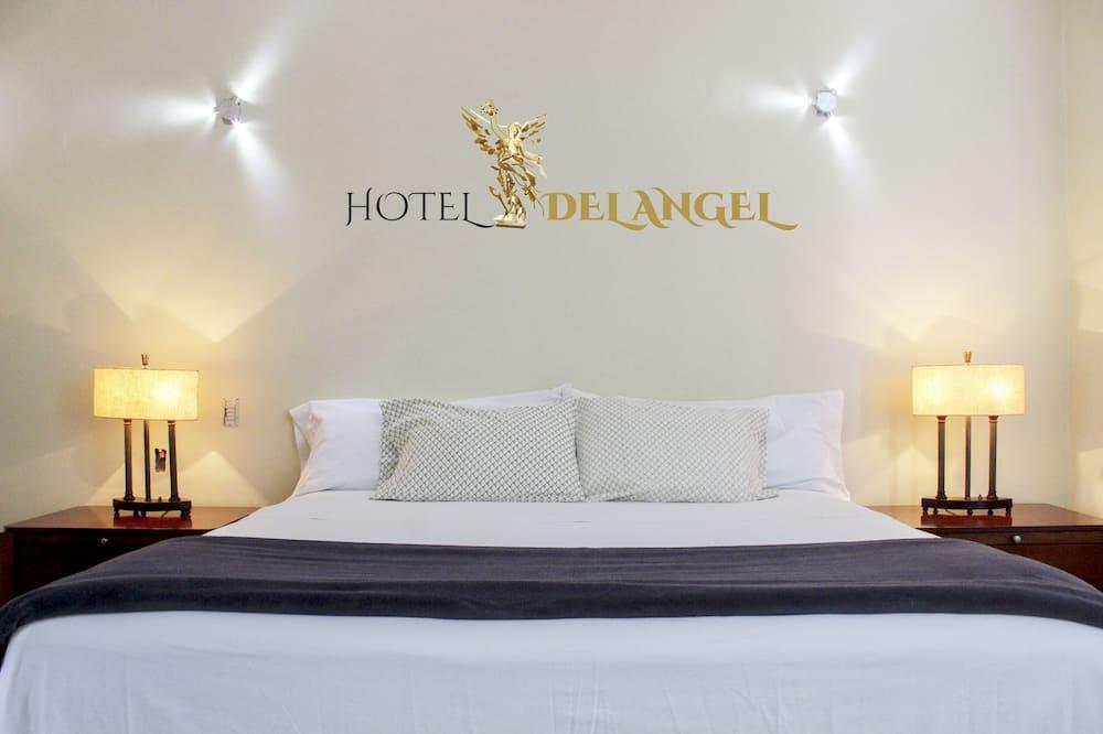 ห้องแกรนด์ซิงเกิล, เตียงคิงไซส์ 1 เตียง, ปลอดบุหรี่ - เตียงเสริม