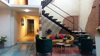 San Cristobal de las Casas — zdjęcie hotelu Cielo Hotel