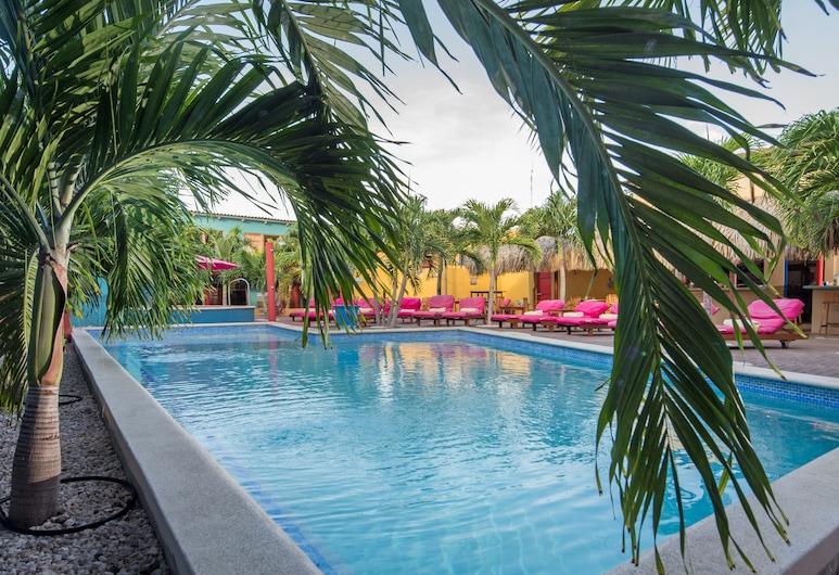 阿瑪麗亞別墅飯店, 威廉斯塔德, 室外游泳池