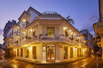 Billede af Hotel Casona del Colegio i Cartagena