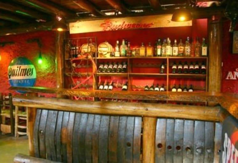 Hostel Internacional Mendoza, Mendoza, Bar Hotel