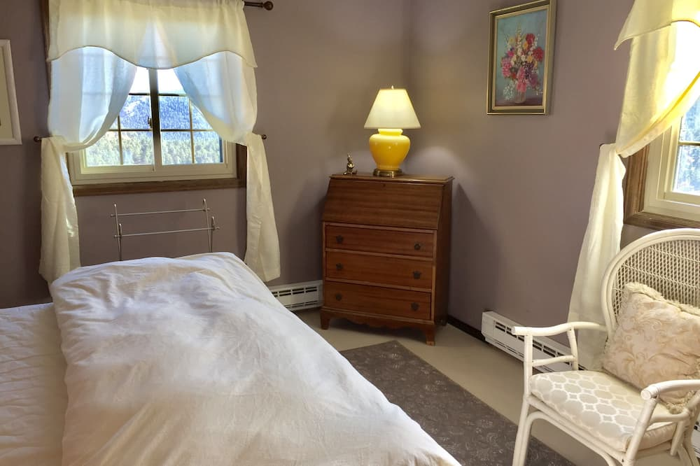 傳統客房, 1 張特大雙人床, 非吸煙房, 山景 - 山景