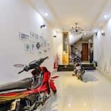 Studio cơ bản, Quang cảnh sân vườn - Phòng
