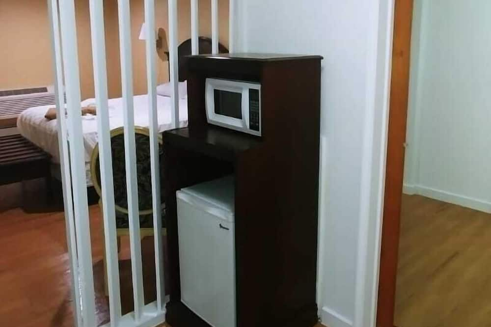 Номер «Классик», 1 двуспальная кровать «Квин-сайз» - Мини-холодильник