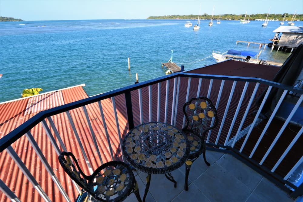 Classic Double Room, 1 Queen Bed, Non Smoking, Sea View - Balcony