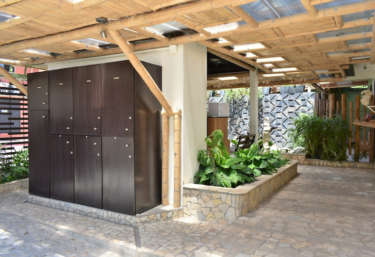 Casa Janaab Palenque, Palenque, Terraza o patio