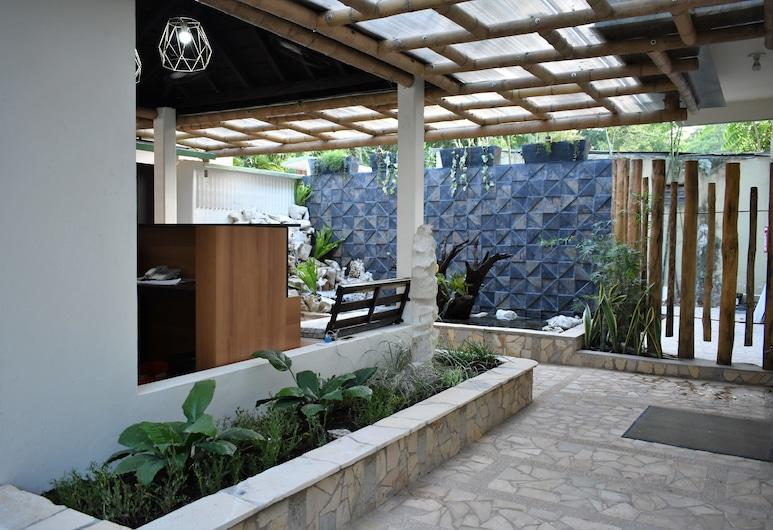 Casa Janaab Palenque, Palenque, Hotellet innvendig