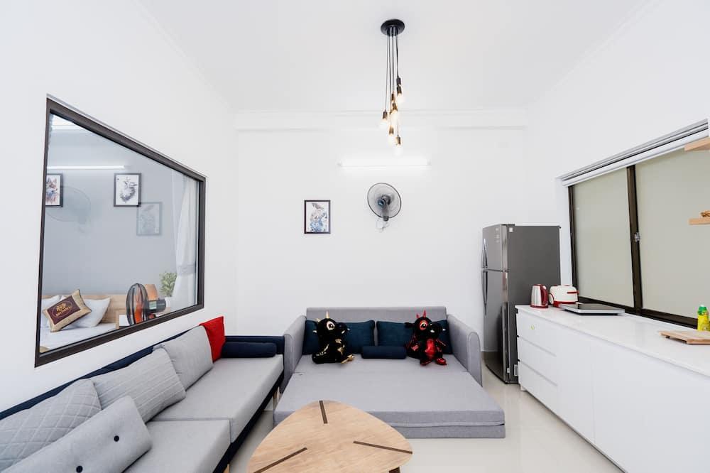 Shjmily House (Shangiabi) - Living Room