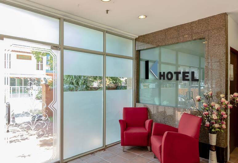 K Hotel 12, Singapore, Lobby Sitting Area