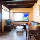 Ház, 2 hálószobával, nemdohányzó, privát medence - Nappali rész