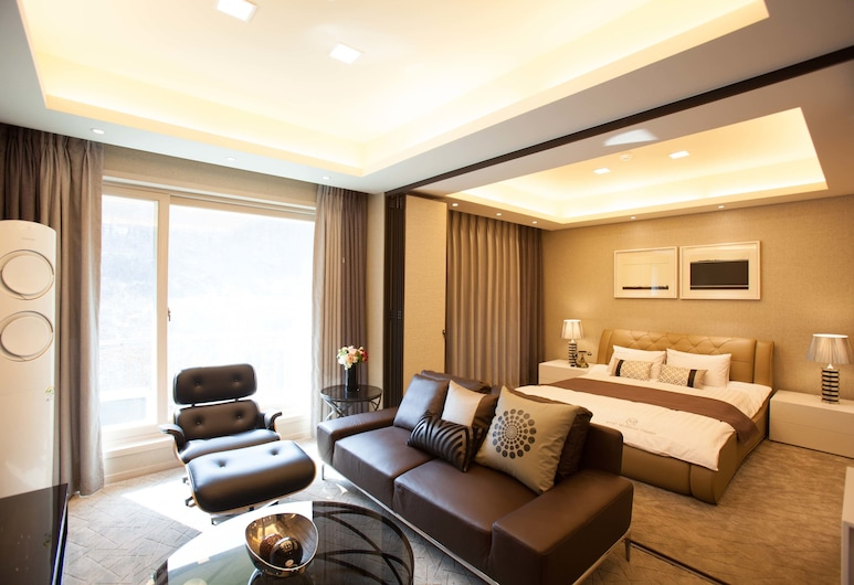 cheongpyeong  family hotel, Gapyeong, Suite, Guest Room