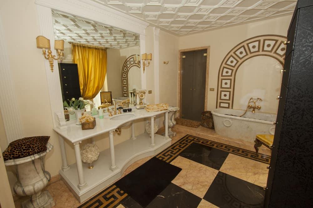 Suite Élite, 1 très grand lit - Salle de bain