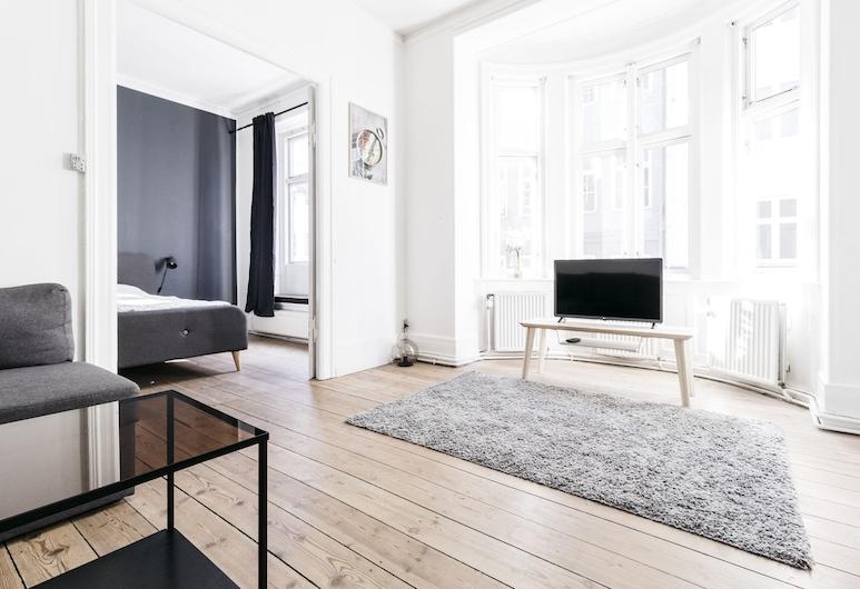 City Centre Apt next to Kongens Nytorv, Copenhagen, Apartment, Room