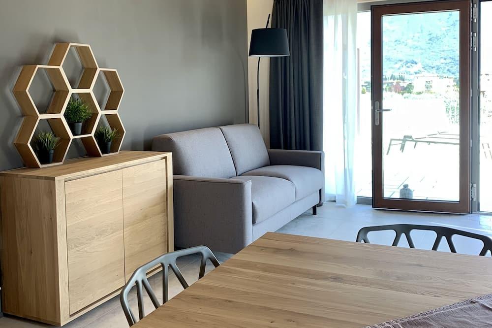 Apartament typu Superior - Powierzchnia mieszkalna