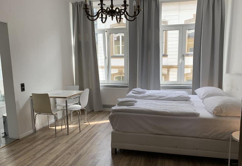 Domapartment Cologne City Altstadt, Kolín, Štúdio typu Superior, Obývacie priestory