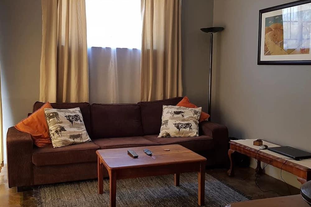 Лофт, 2 спальни - Гостиная
