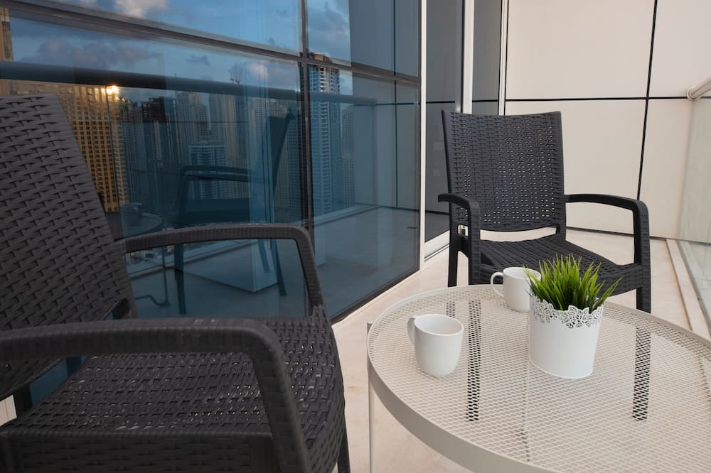 Penthouse Deluxe, 4 habitaciones - Balcón