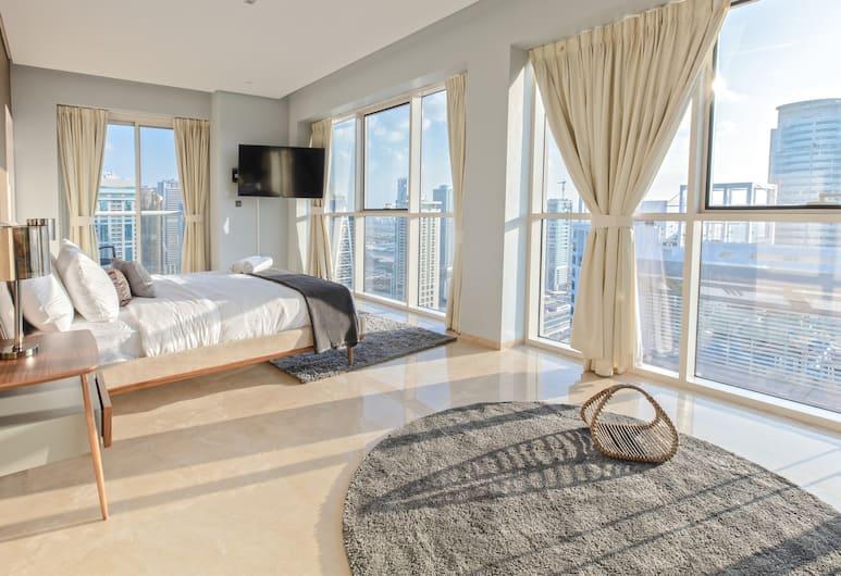 Stunning 4 BDR Penthouse in Dubai Marina, Dubai, Deluxe Penthouse, 4 Bedrooms, Room