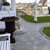 Hótelgarður