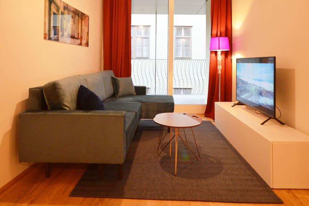 Premium Διαμέρισμα - Περιοχή καθιστικού
