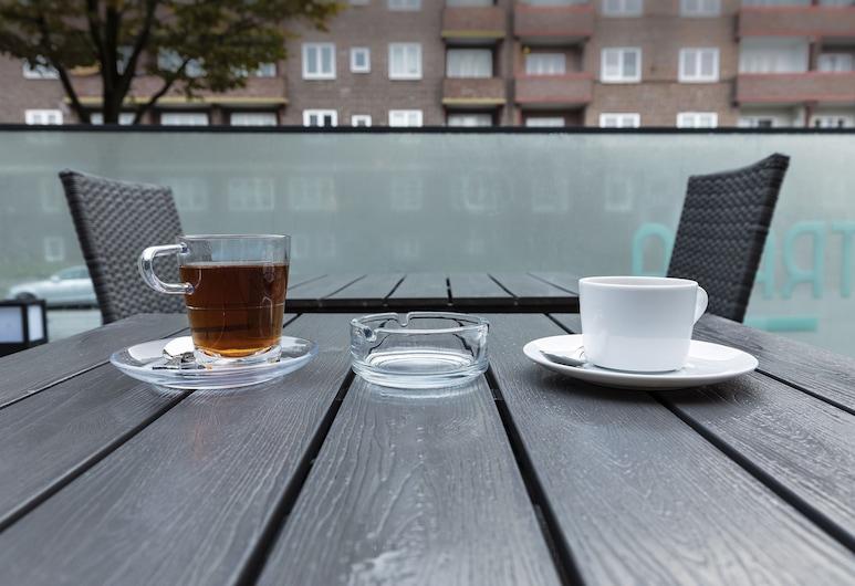 Apricot Hotel, Amburgo, Terrazza/Patio