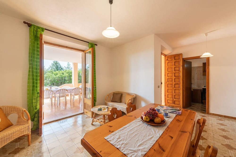 Apartament, 3 sypialnie - Salon