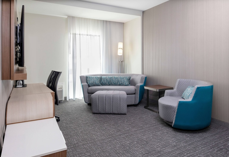Courtyard by Marriott Indianapolis West - Speedway, Indianapolis, Suite, 1 King Bed, Non Smoking, Guest Room