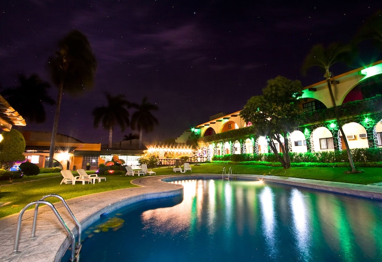 Hotel & Motel Hacienda Jiutepec, Cuernavaca